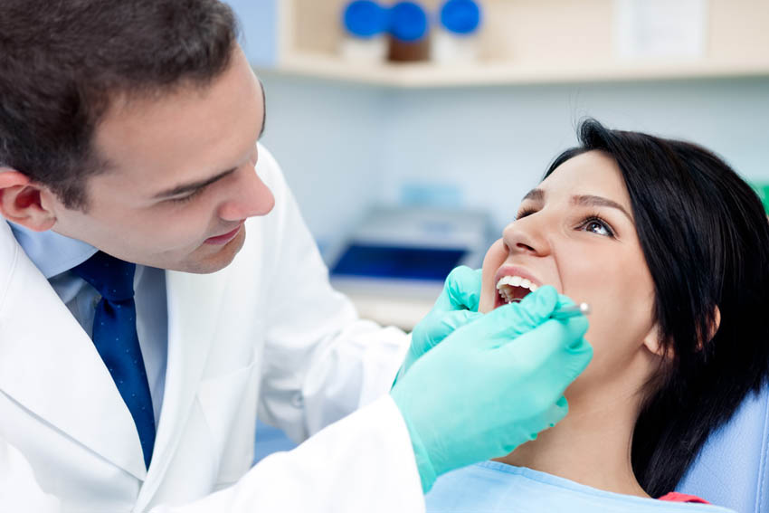 Professional Dental Examination